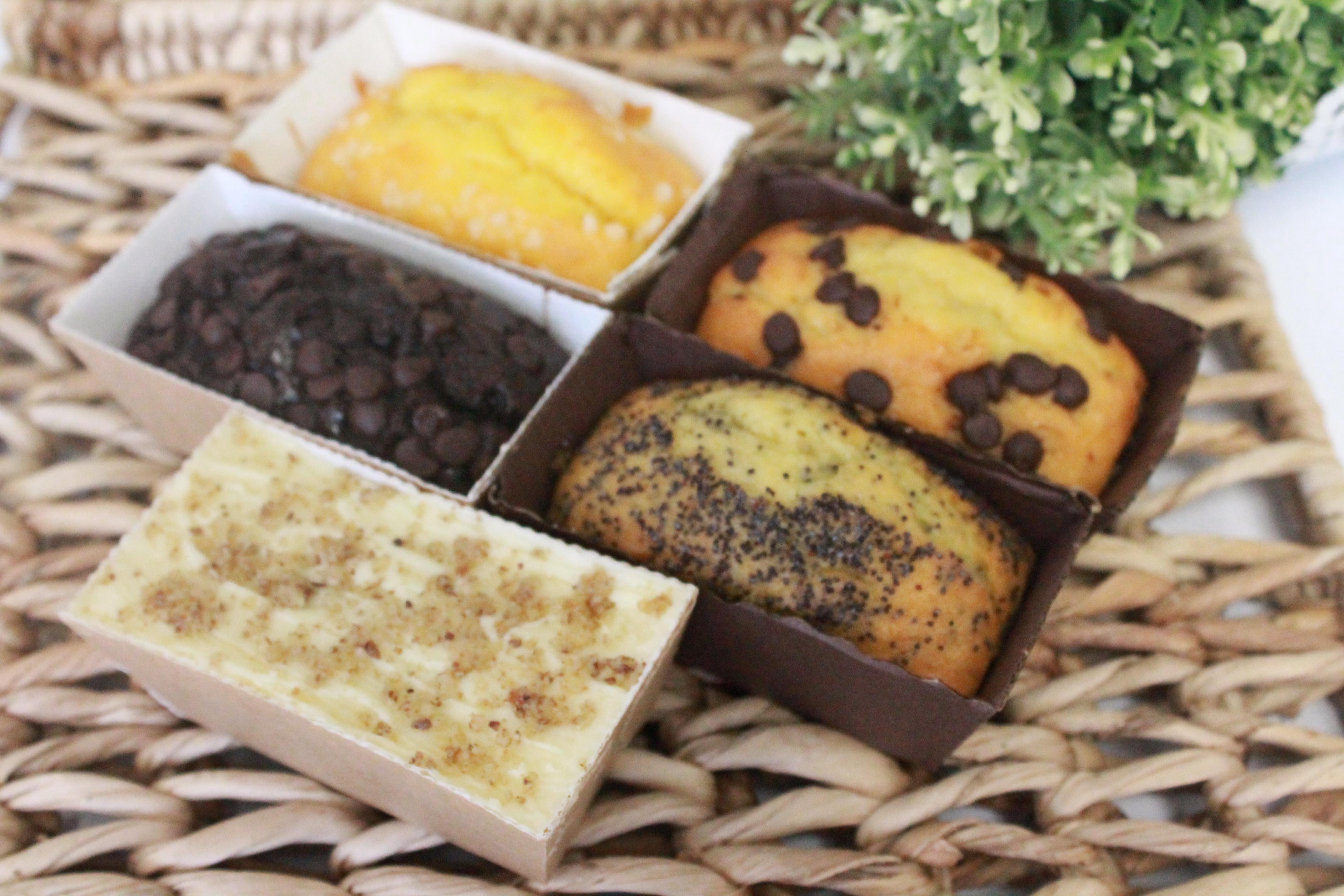 Mini Loaf Cakes Uk